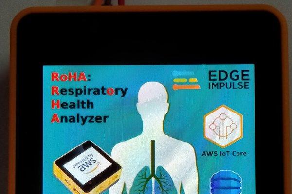 RoHA (Respiratory Health Analyzer)