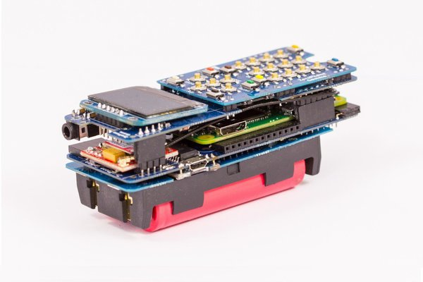 ZeroPhone - a Raspberry Pi smartphone