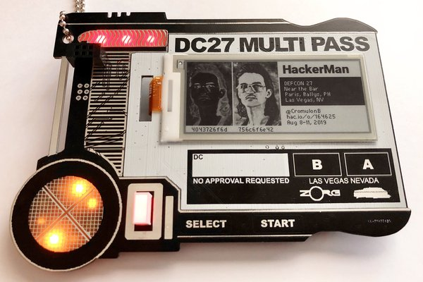 DC27 MULTI PASS