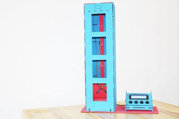 Elevator with Arduino