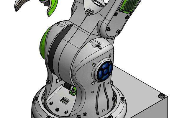 3D Printable Robot Arm