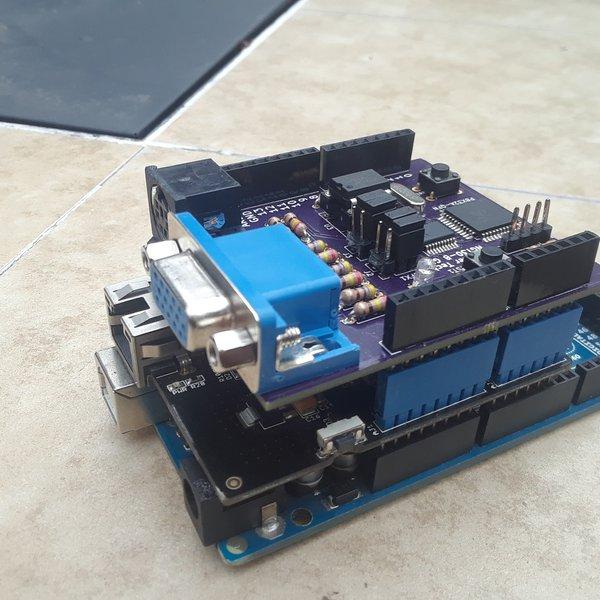 Arduino desktop hackaday