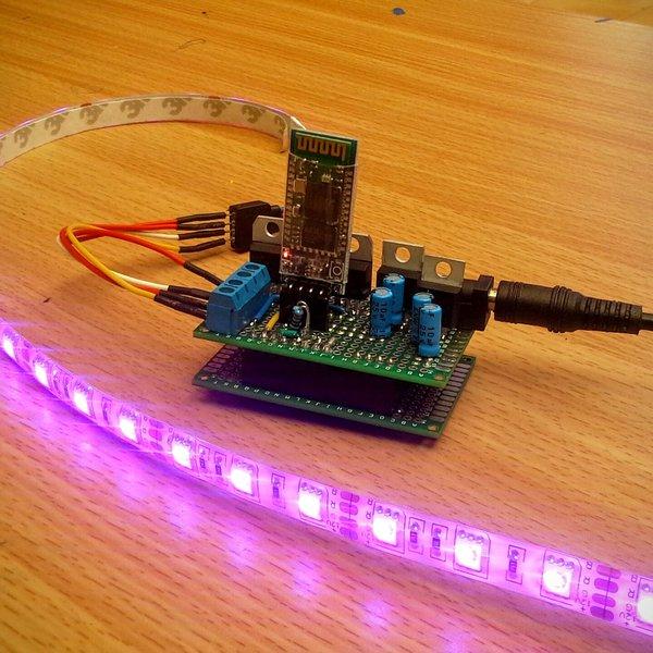 Avr arduino development board hackaday