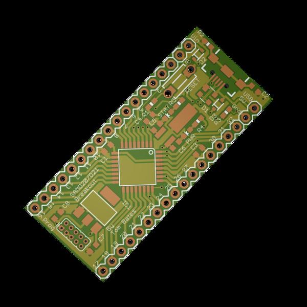 Arduino zero sam d breakout board hackaday
