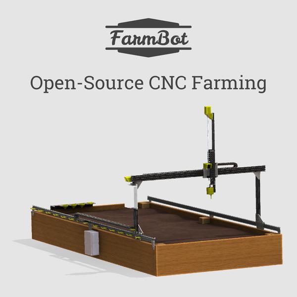 FarmBot - Open-Source CNC Farming | Hackaday io