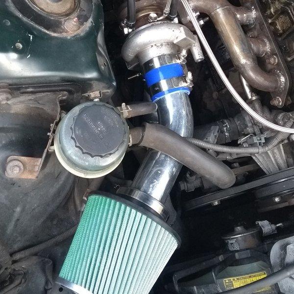 Turbo Lexus IS200 (on the cheap!) | Hackaday io