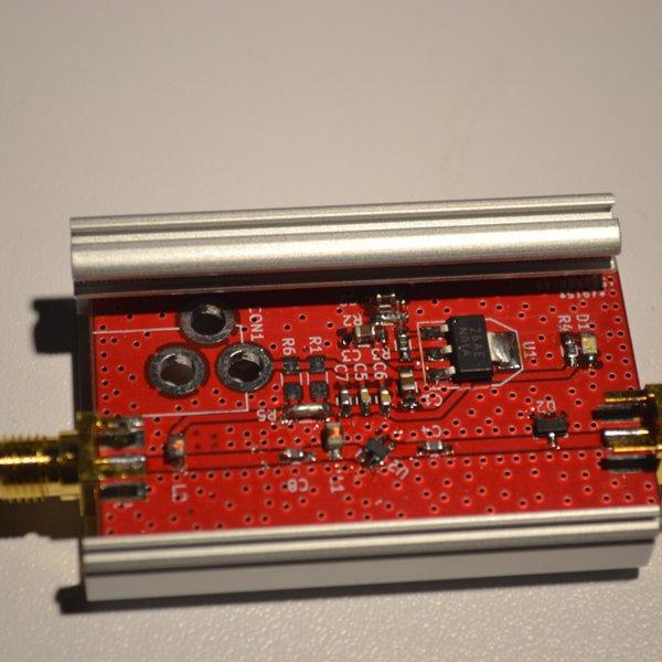 PSA4-5043+ LNA for SDR | Hackaday io