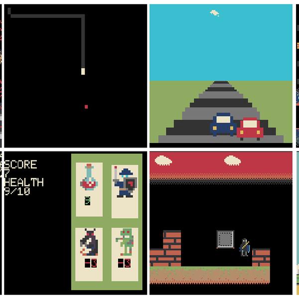 Esp little game engine | Hackaday io