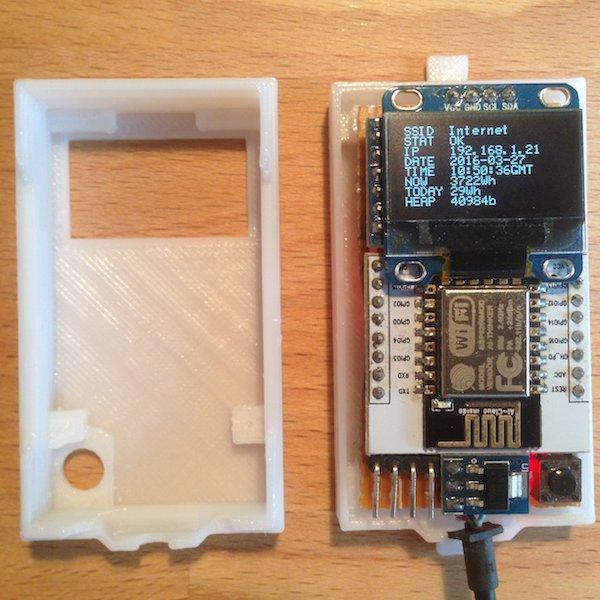 Internet-of-Things Power Meter | Hackaday io