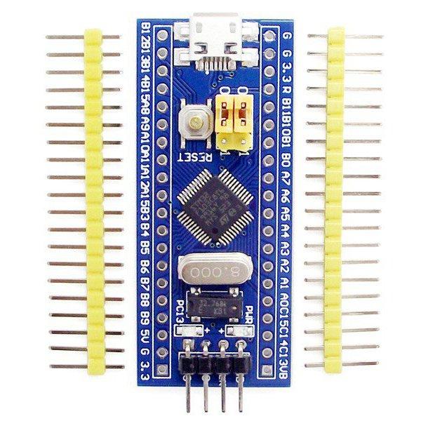 Convert STM32F103 board to a Black Magic Probe | Hackaday io
