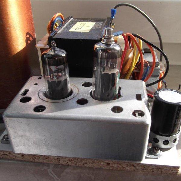 Low Voltage All-Tube Amplifier | Hackaday io