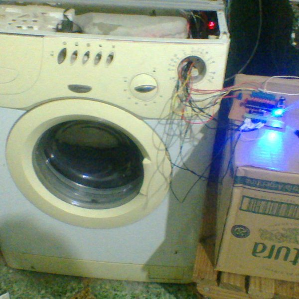 Borg washing machine hackaday ccuart Images