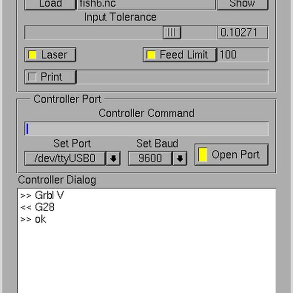 GUI Programming for a Console Hacker | Hackaday io