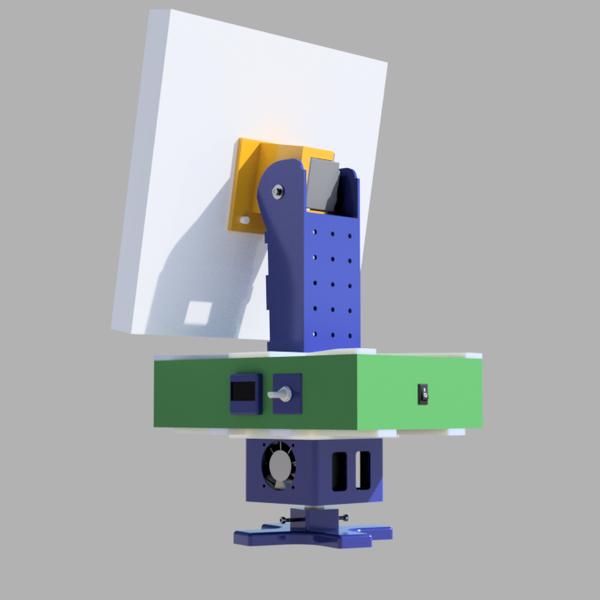 Antenna tracker | Hackaday io