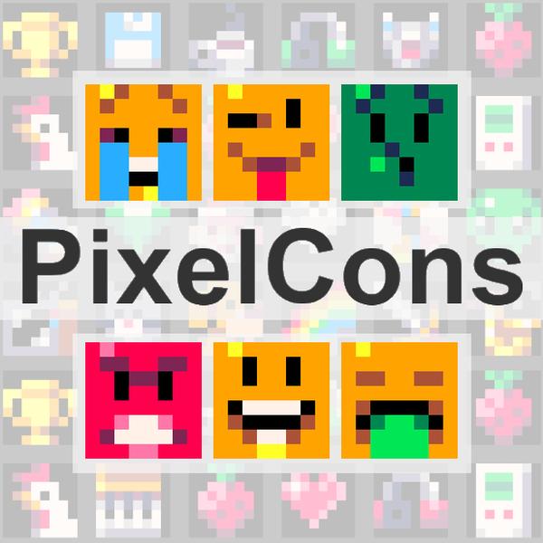 pixelcons-developer-account