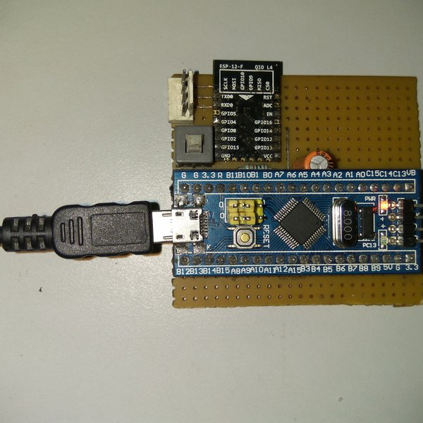 Stm32 Wifi Example