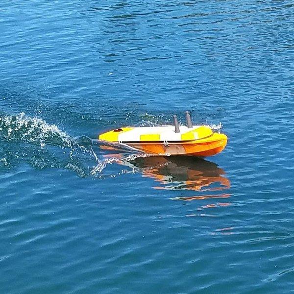 n3m0 the autonomous boat | Hackaday io