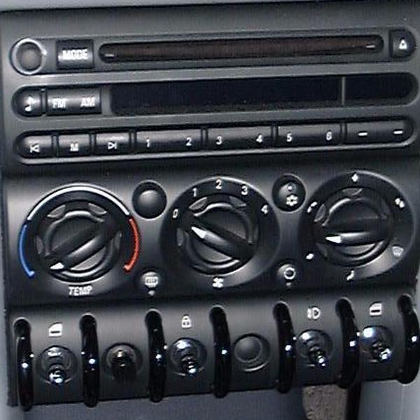 Add A Garage Door Switch To A 2002 Mini Cooper Hackaday Io