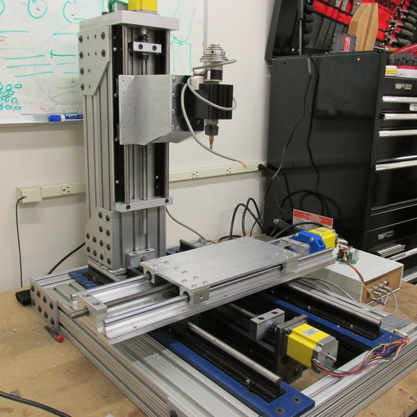 CNC Mill | Hackaday.io