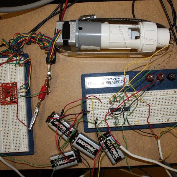 the pvc scanning tunneling microscope hackaday io  gadget finally kills the power vampires