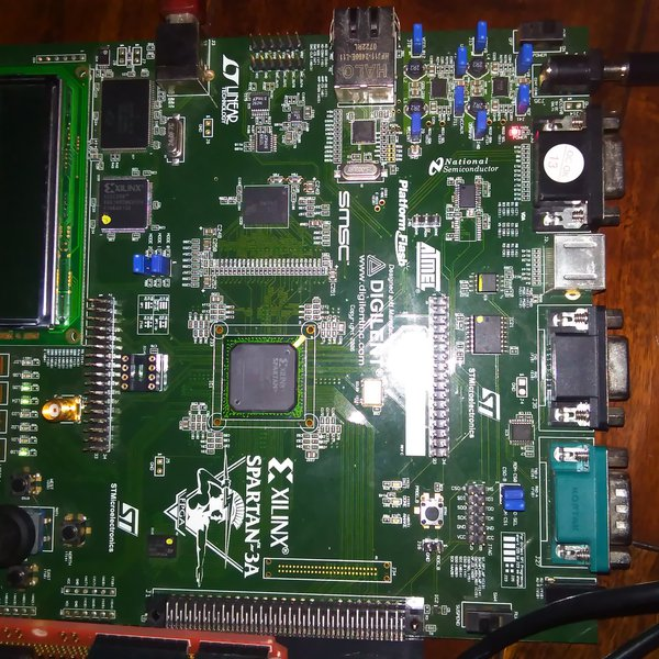 4 Bit Processor Vhdl Fpga Digital Design Projects Using