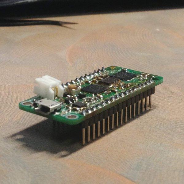 MINHF4, An STM32F4 Arduino Compatible Board | Hackaday io
