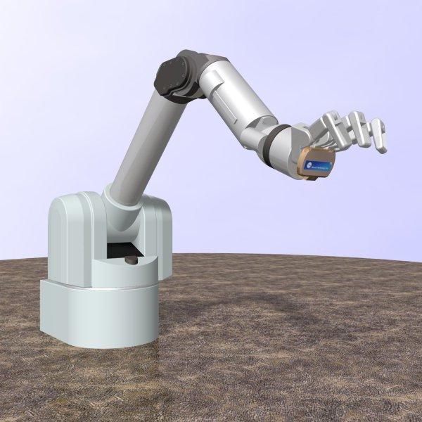 robotic-armhand