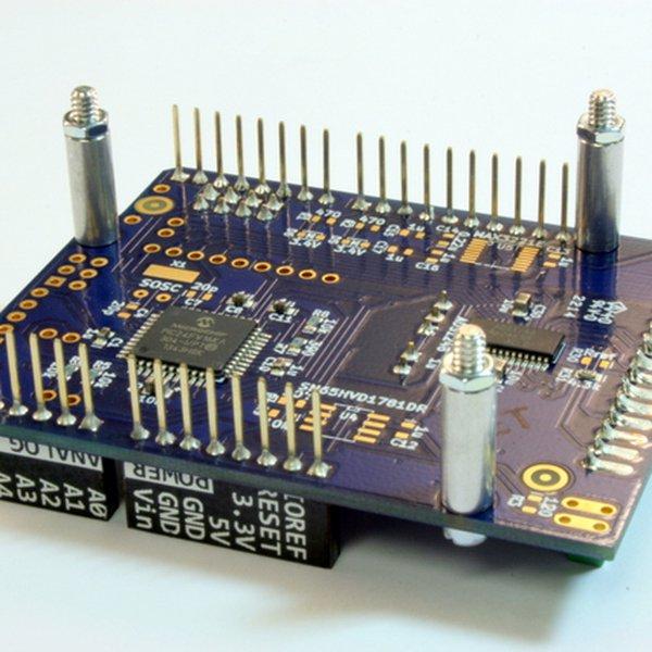 Arduino rtd shield hackaday