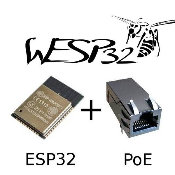 wESP32: Wired ESP32 with Ethernet and PoE | Hackaday io