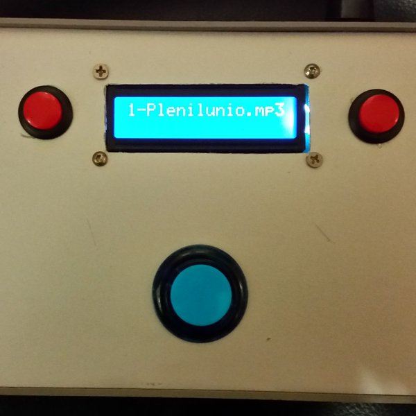 MP3 pedal for gigs | Hackaday io