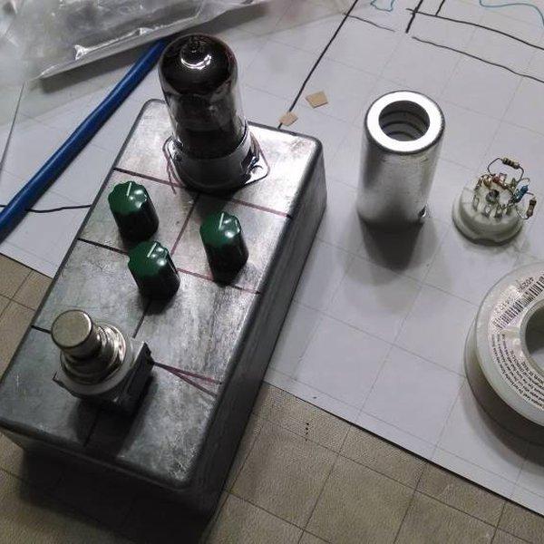 tube boost guitar pedal. Black Bedroom Furniture Sets. Home Design Ideas