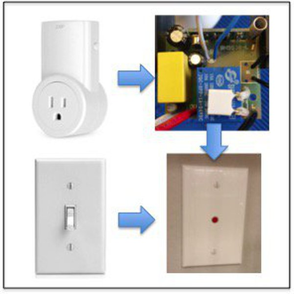 RF Outlet to Light Switch Hack 2 0 | Hackaday io