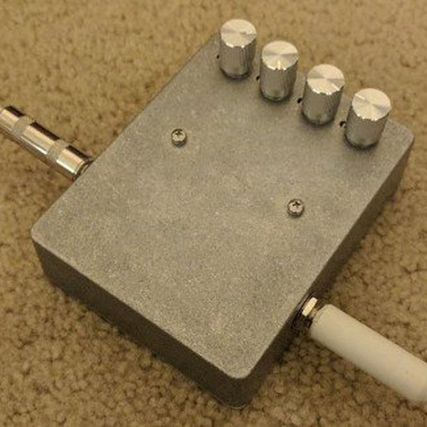 harmonic exciter guitar effect pedal. Black Bedroom Furniture Sets. Home Design Ideas