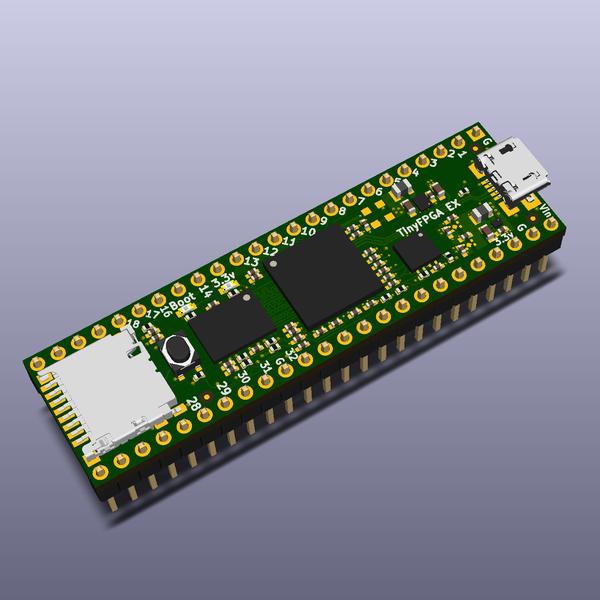TinyFPGA E-Series   Hackaday io