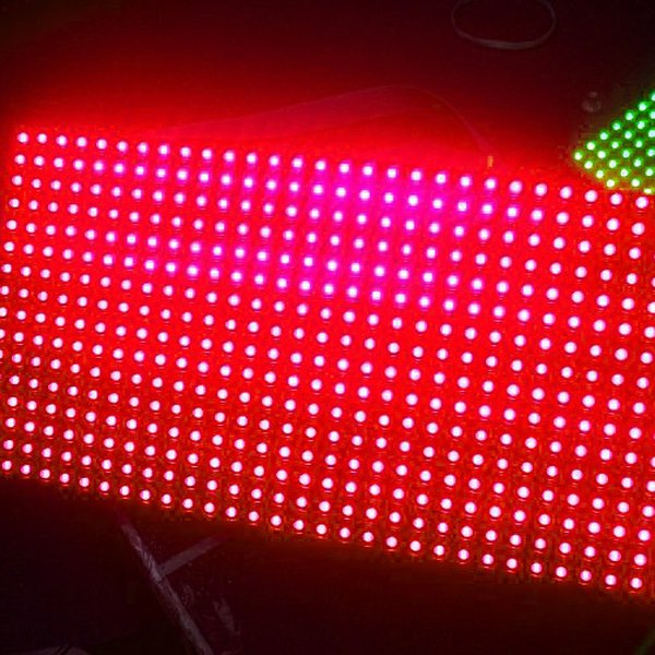 LEDP10: Arduino Library for P10 LED Display Panels | Hackaday io