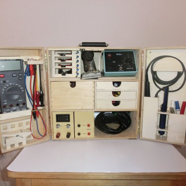 Portable Workbench & mini Lab
