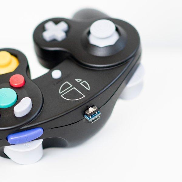 28 Gamecube Controller Diagram