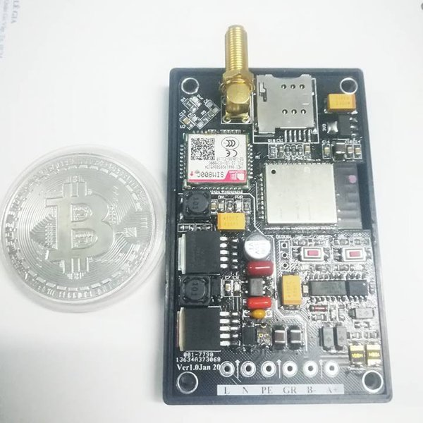 Modbus RTU (RS485) with Esp32, GPRS (sim800C) | Hackaday io