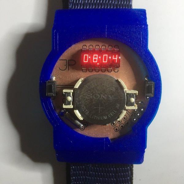Retro Wristwatch