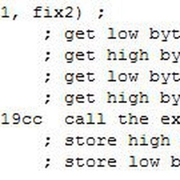AVR GCC assembler techniques | Hackaday io