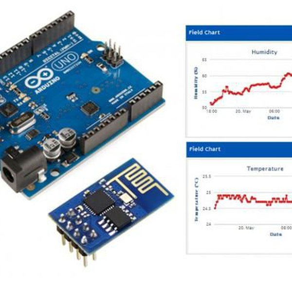 Build Your Own Arduino Weather Station Arduino, Weather