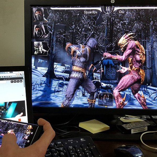 Play PC Games on Android | Hackaday io