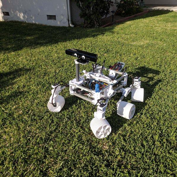 Sawppy the Rover | Hackaday io