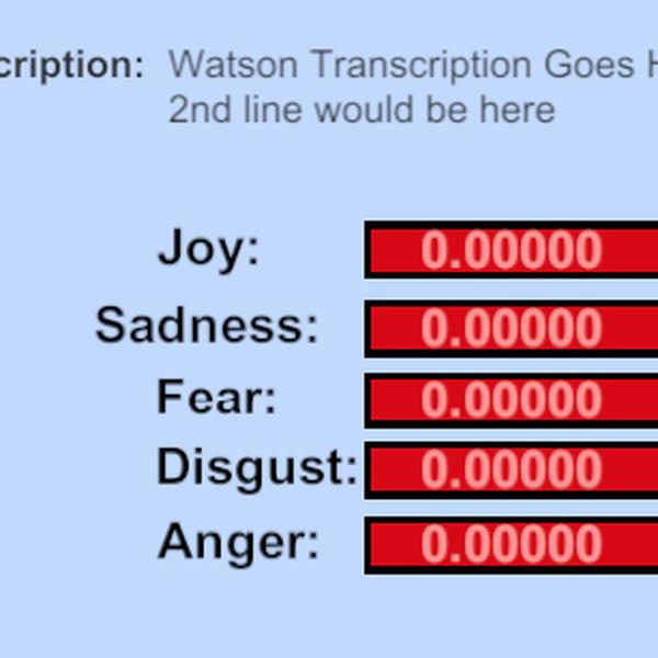 Watson Speech AI meets Unity 3D ScriptableObject   Hackaday io