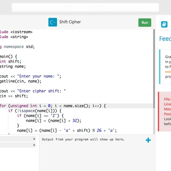 An Online Ide And Automatic Grading Tool