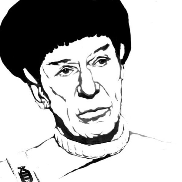 afro-spock