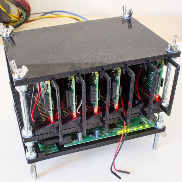 Raspberry Pi Rack Hackaday Io